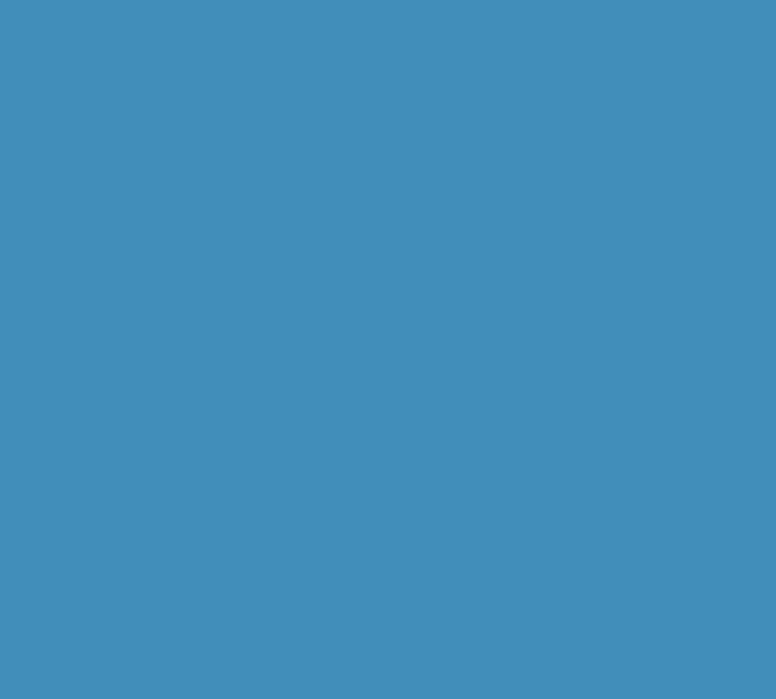 Голубой глянец пластик