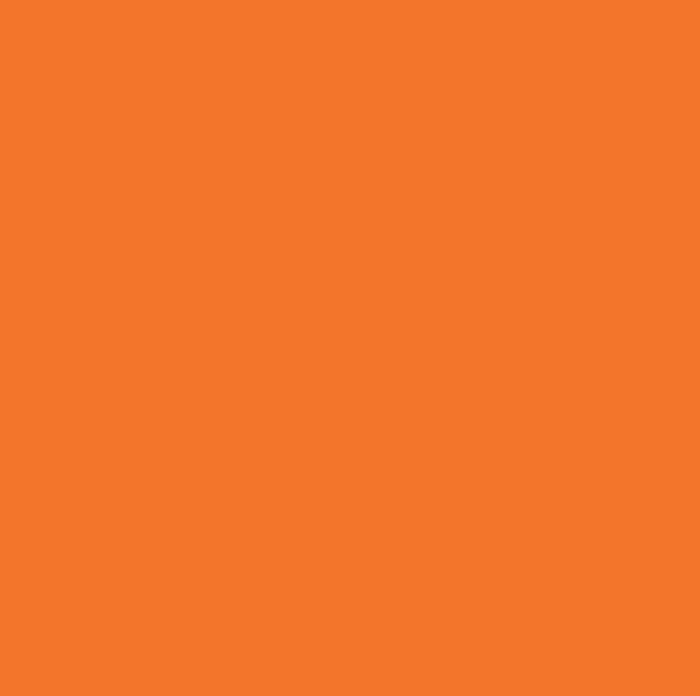 Оранжевый глянец пластик